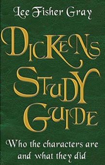 Dickens Study Guide Book Cover