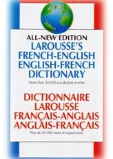 Larousse's French-English English-French Dictionary – a review