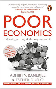 Poor Economics Book Cover