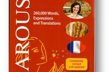 Review: Larousse Concise French-English Dictionary
